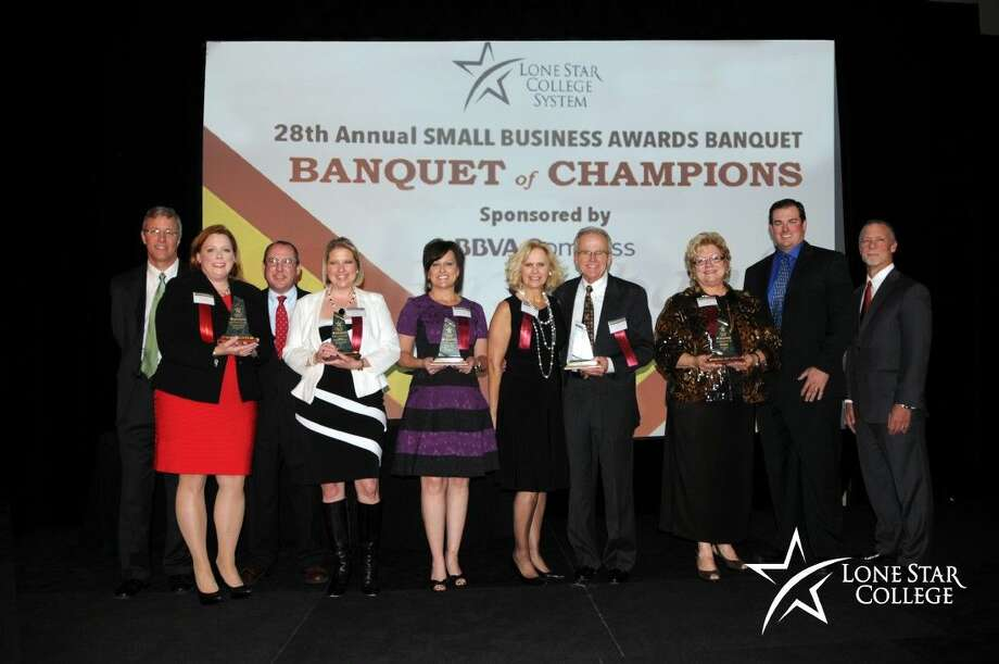 Lone Star College SBDC announces winners for 2014 Small