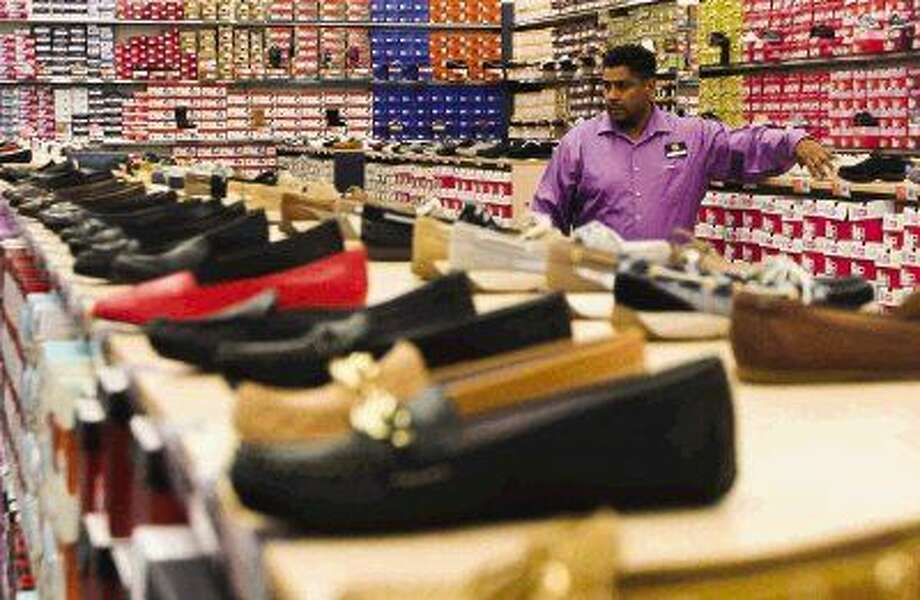 5579809e1a ... wesley  rack room shoes aims to give customers happy feet houston  chronicle ...