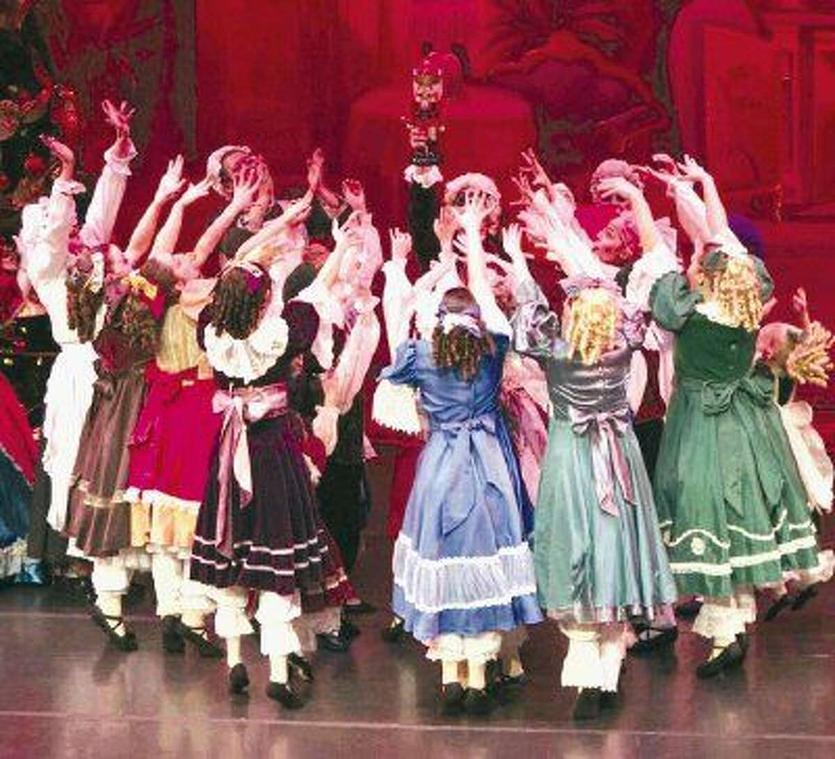 The Baytown Symphony Orchestra will reunite with the ballet company for three performances of