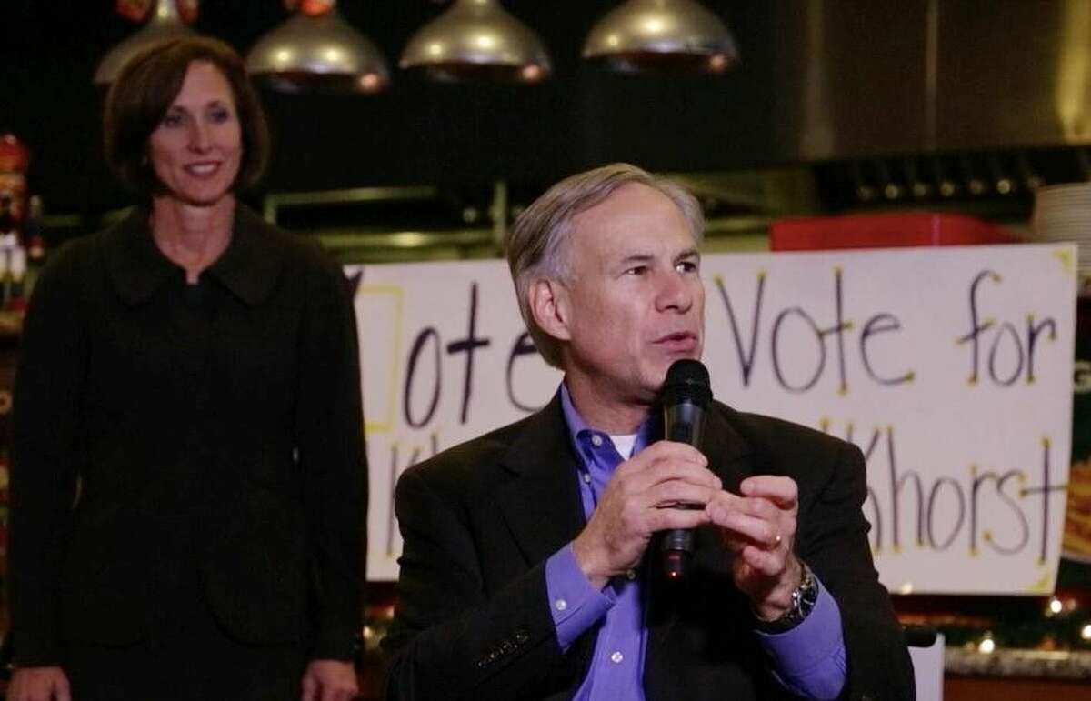 Governor-elect Greg Abbott today visited Sugar Land, TX for a