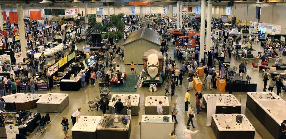 The First Texas Home U0026 Garden Show Summer Was Held At NRG Center, One  Reliant