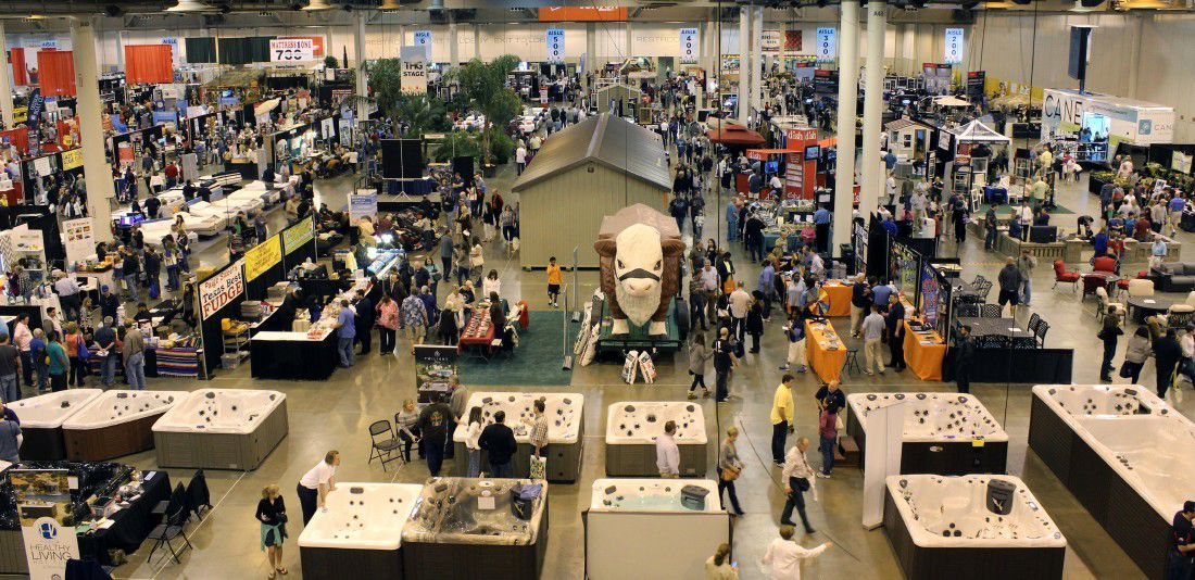 Annual home garden show returns to nrg arena in february Houston home and garden show