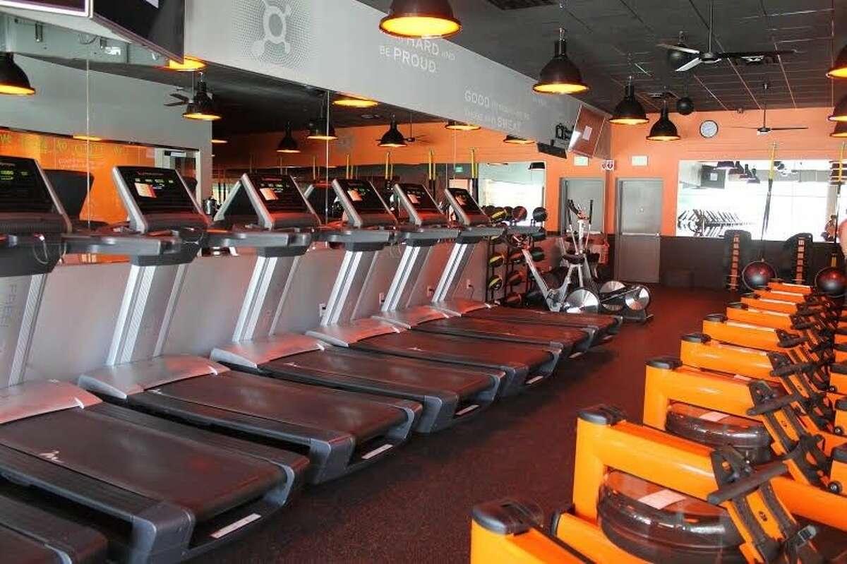 Orangetheory Fitness Vintage Park workout gym