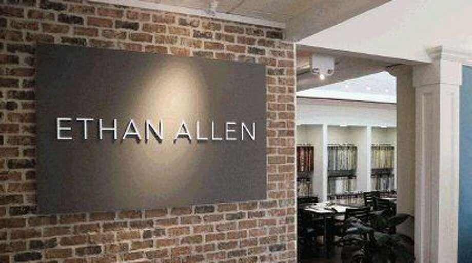 Pictured Are Four Images Taken Thursday From Inside Ethan Allen S New Design Center Near The Woodlands