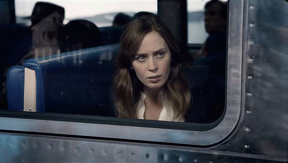 "Emily Blunt plays Rachel Watson in the film ""The Girl on the Train."" (DreamWorks Pictures) Photo: DreamWorks Pictures, HO / TNS / TNS"