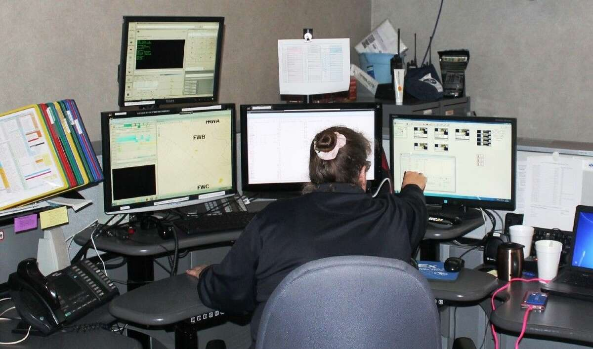 """The """"Next Generation"""" of 9-1-1 call center technology was brought online in Friendswood on Tuesday morning (November 17). It is the first department in the Greater Harris County 9-1-1 area to switch to the advanced system."""