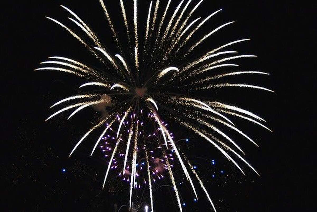 The City of Liberty put on its annual Independence Day fireworks at the Liberty Municipal Park, this year on Friday, July 1.