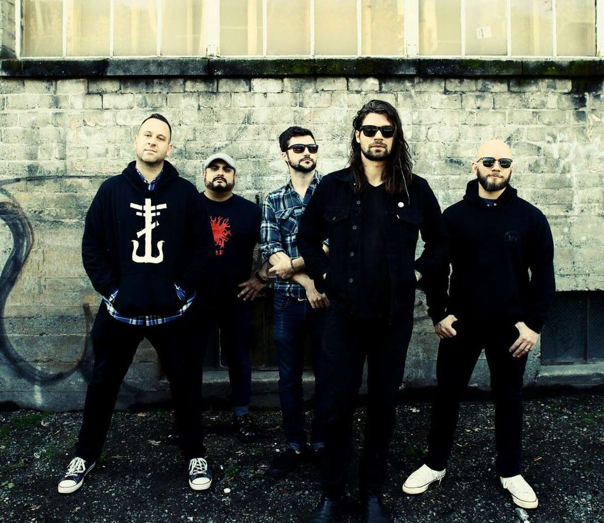 Taking Back Sunday will be at the Revention Music Center on Saturday as part of the Taste of Chaos Tour.
