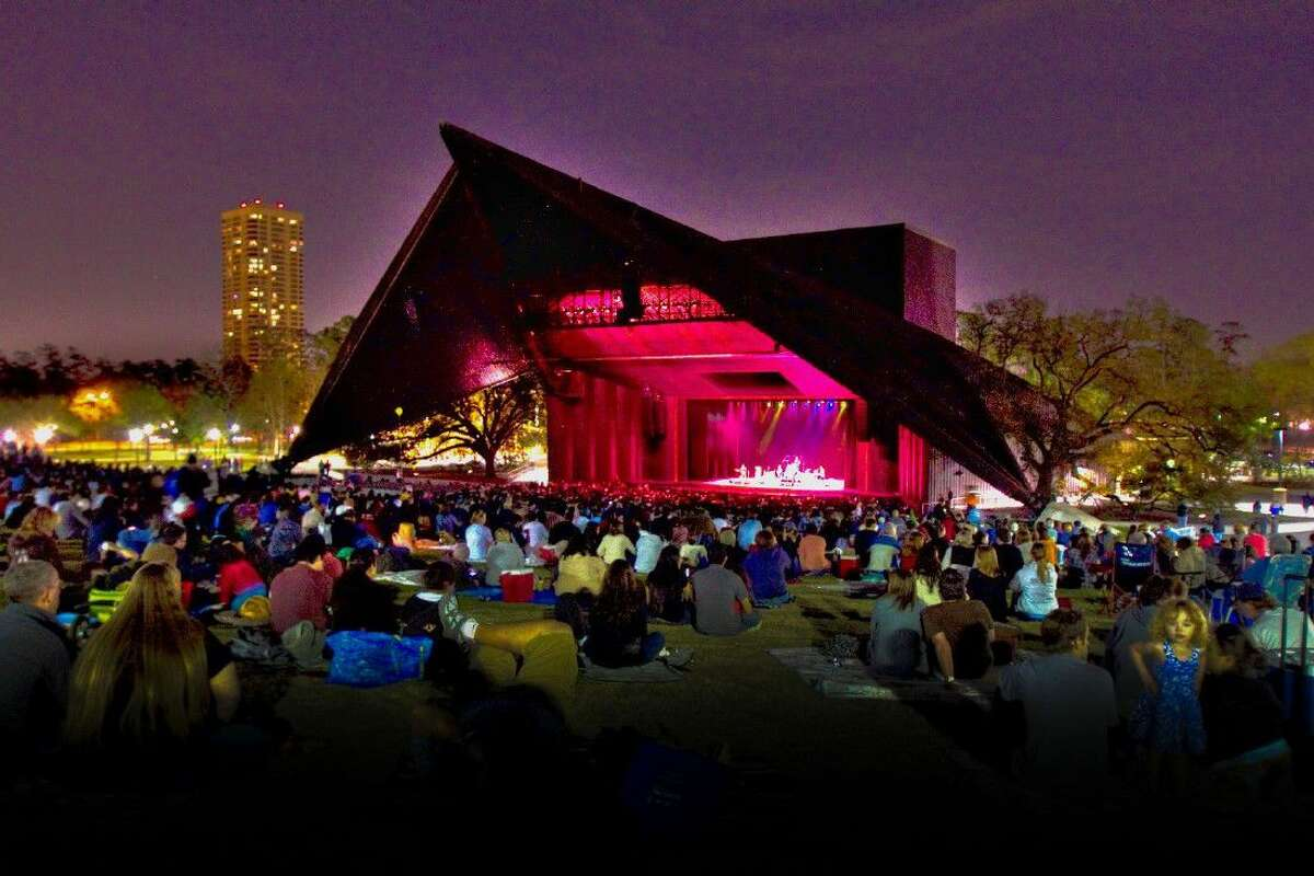 Since 1923, Miller Outdoor Theatre in Hermann Park has been one of Houston's most beloved cultural treasures, a gathering place for the community and the site of thousands of memorable free performances.