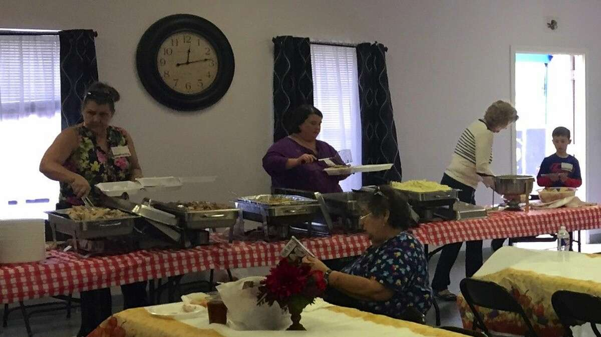 Dayton's Trinity Baptist Church served around 300 Thanksgiving meals this year.