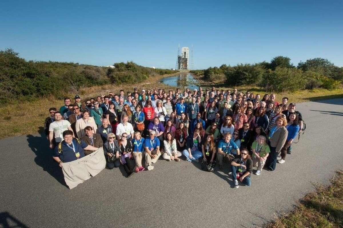 NASA Social participants.