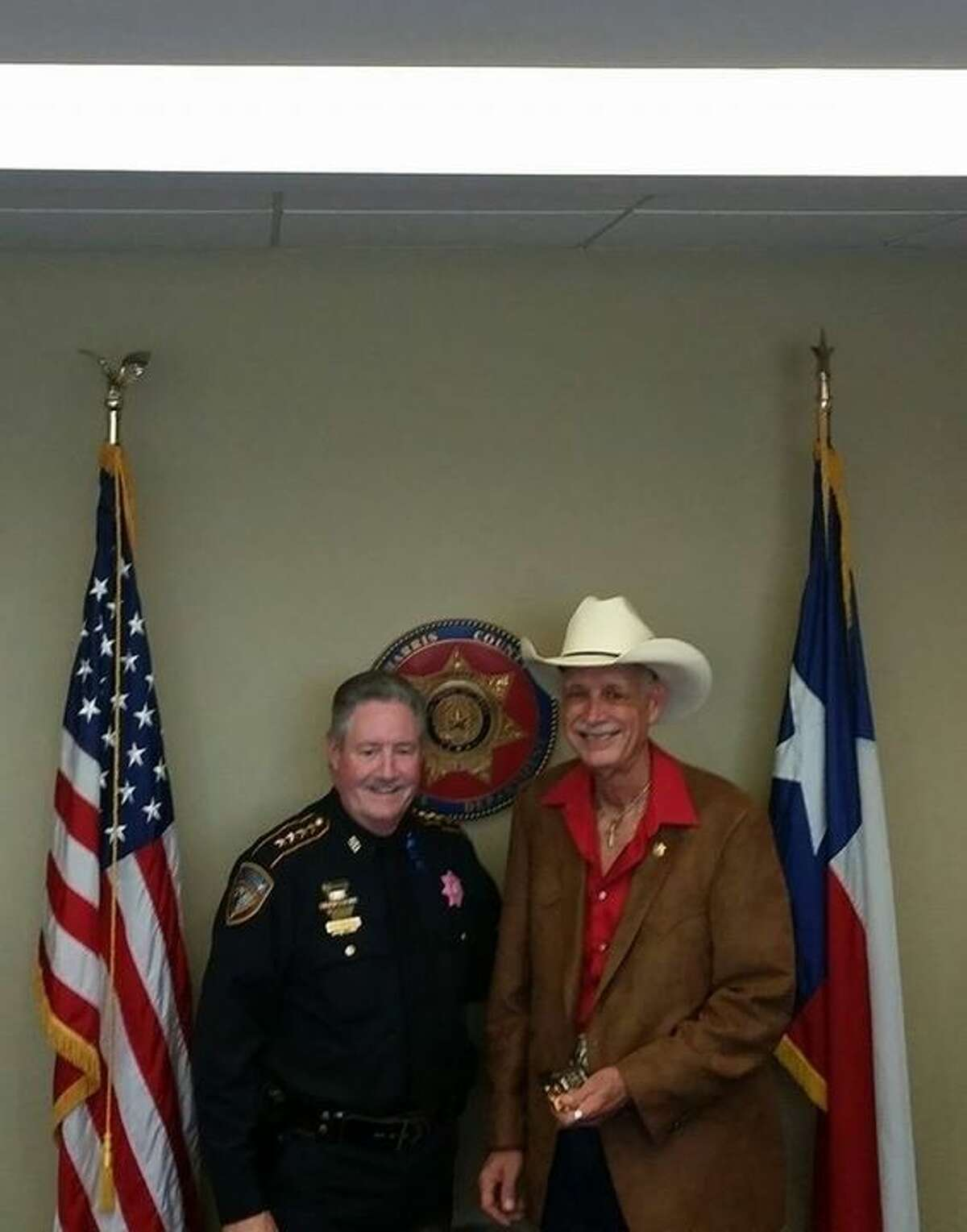Summerwood resident Captain Mark A. Wrobleski recently retired after 33 years honorable service with the Harris County Sheriff's Office.