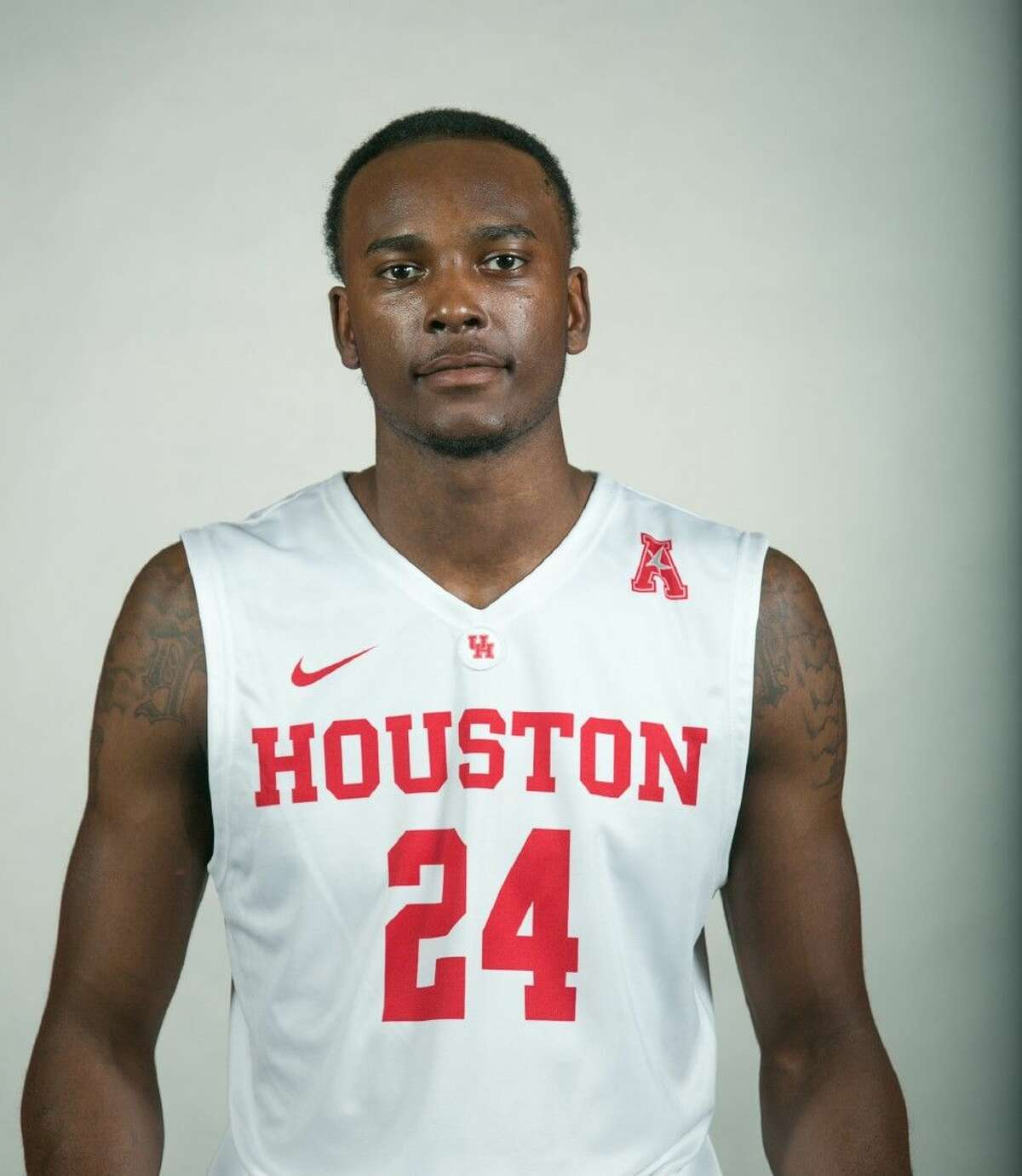 For the second time this season, University of Houston junior forward Devonta Pollard was named to the American Athletic Conference Weekly Honor Roll on Monday.