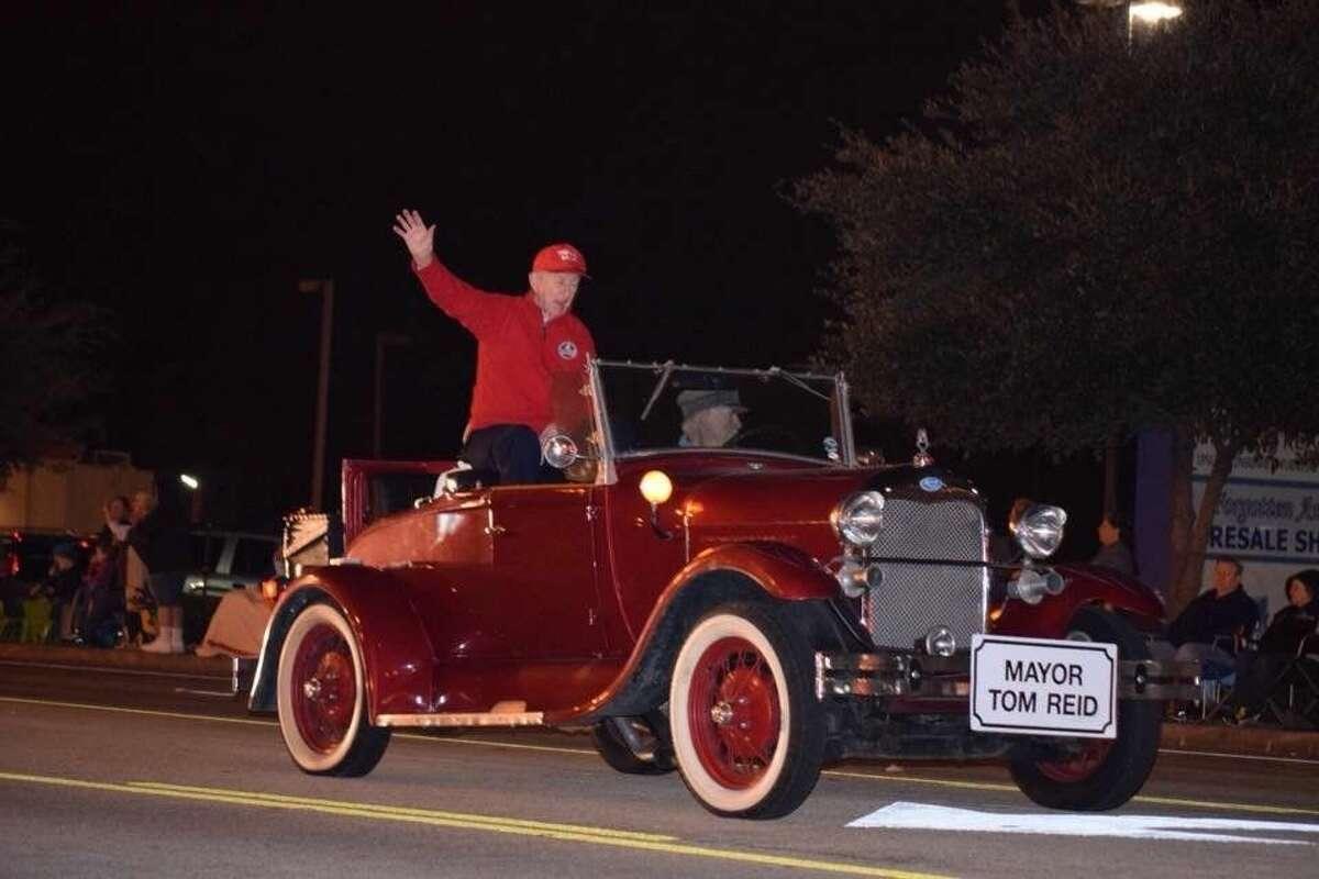 Mayor Tom Reid (Photo courtesy Leisha D'Angelo).