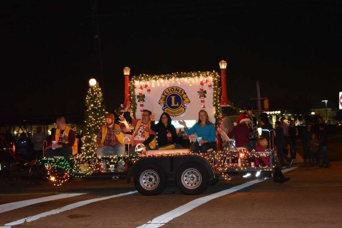 The Pearland Lions Club (Photo courtesy of Lions Club).