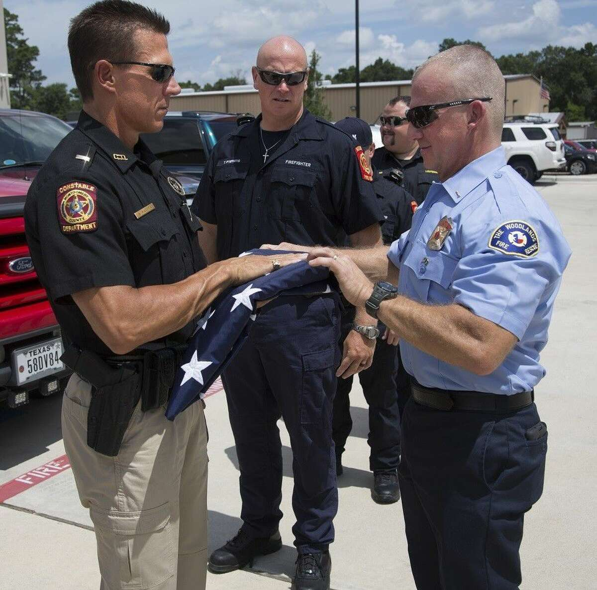 Saddle River Range recently held its inaugural First Responders Appreciation Day.