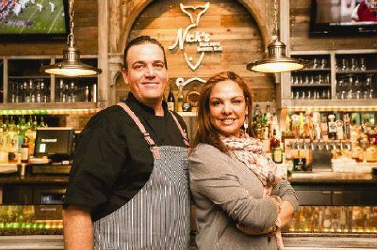 Nick's Fish Dive and Oyster Bar Owner Claudia Leonardo and Executive Chef Aaron Nelson have been working on revamping their menu. The Waterway-area location opened about six months ago, and they've been taking small steps to get the restaurant in full-swing.
