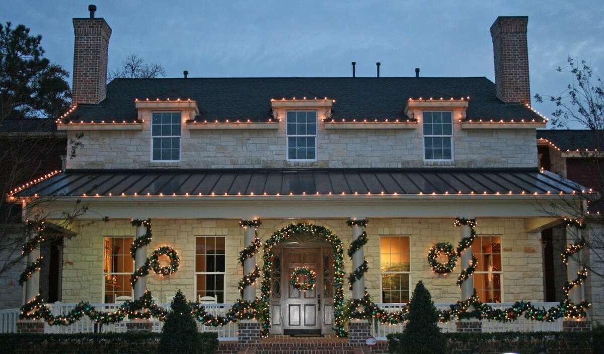 The public will get to judge which home and neighborhood is best outfitted for the holidays during the Dec. 13 Spirit & Sparkle holiday lights tour.