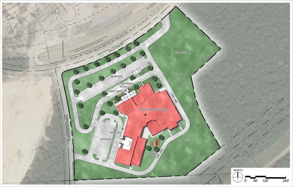 CISD trustees see new elementary design