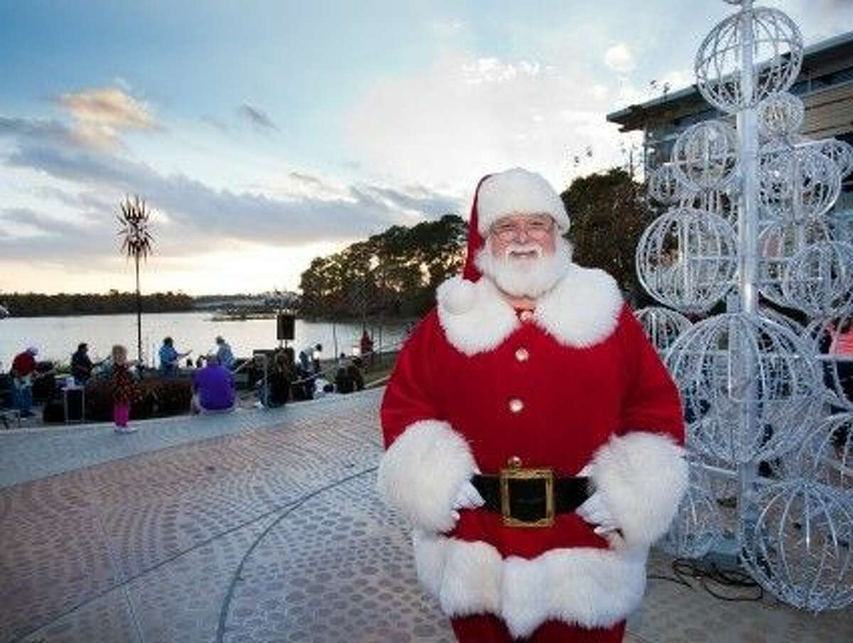 Holiday at the Harbor will take place at Kings Harbor Waterfront Village in Kingwood on Saturday, Dec. 12 from 12 p.m. to 5 p.m.