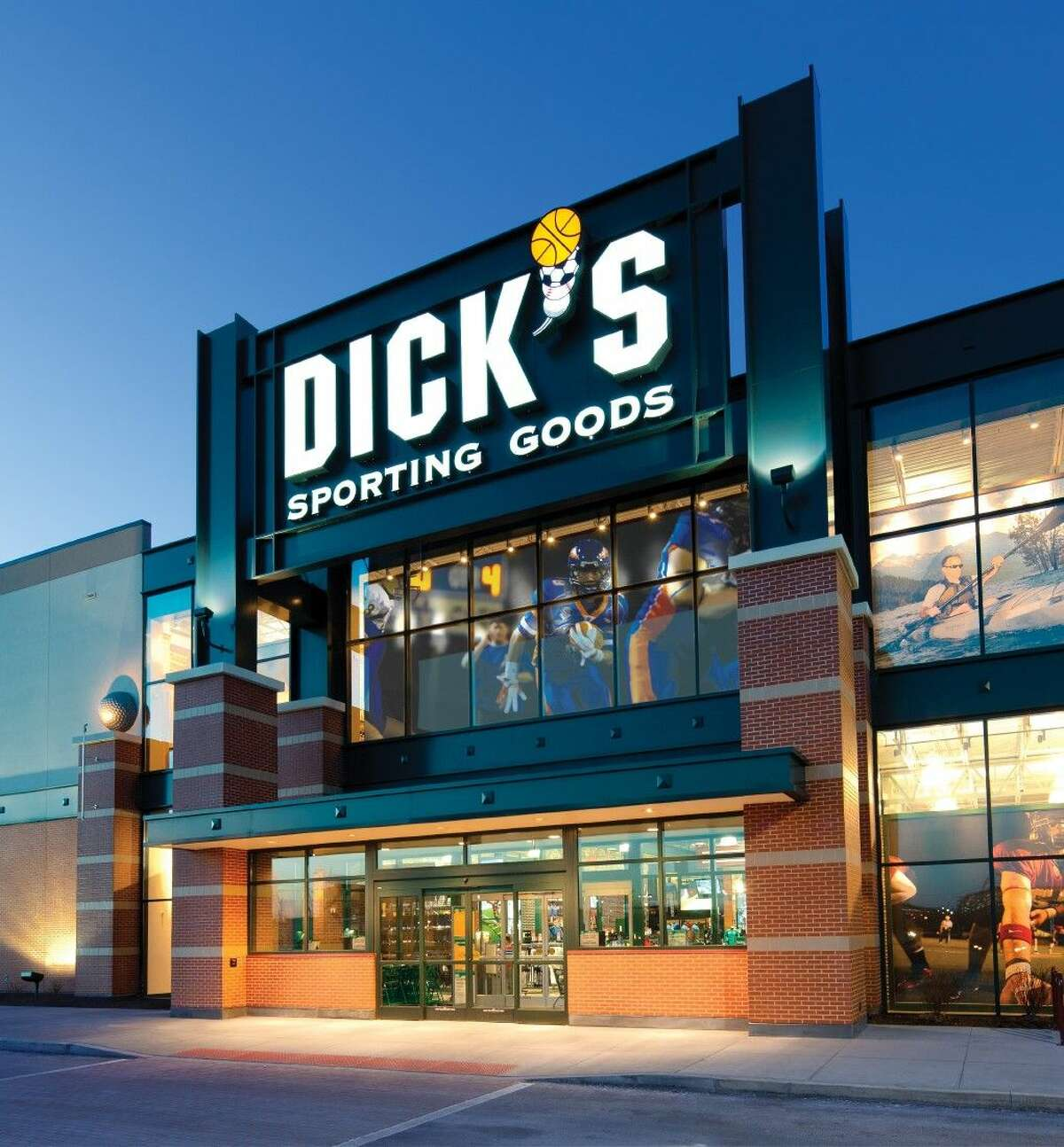 A new Dick's Sporting Goods store is planned at Baybrook Mall.