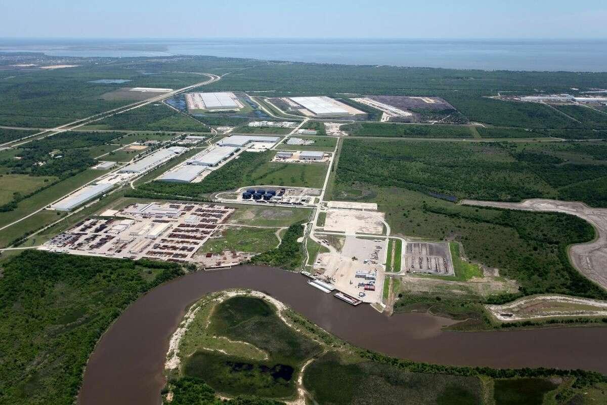 Cedar Crossing aerial view