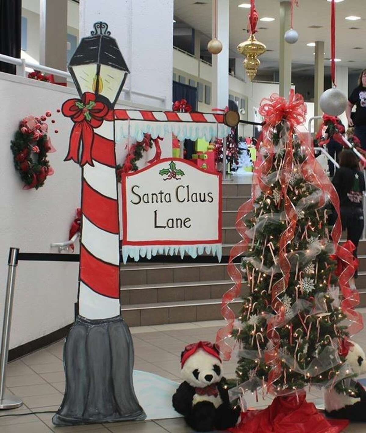 'Santa Claus Lane' at a previous Claus for a Cause event. This year's Claus for a Cause will be at Kingwood High School on Saturday, Dec. 12 from 9 a.m. to 3 p.m.