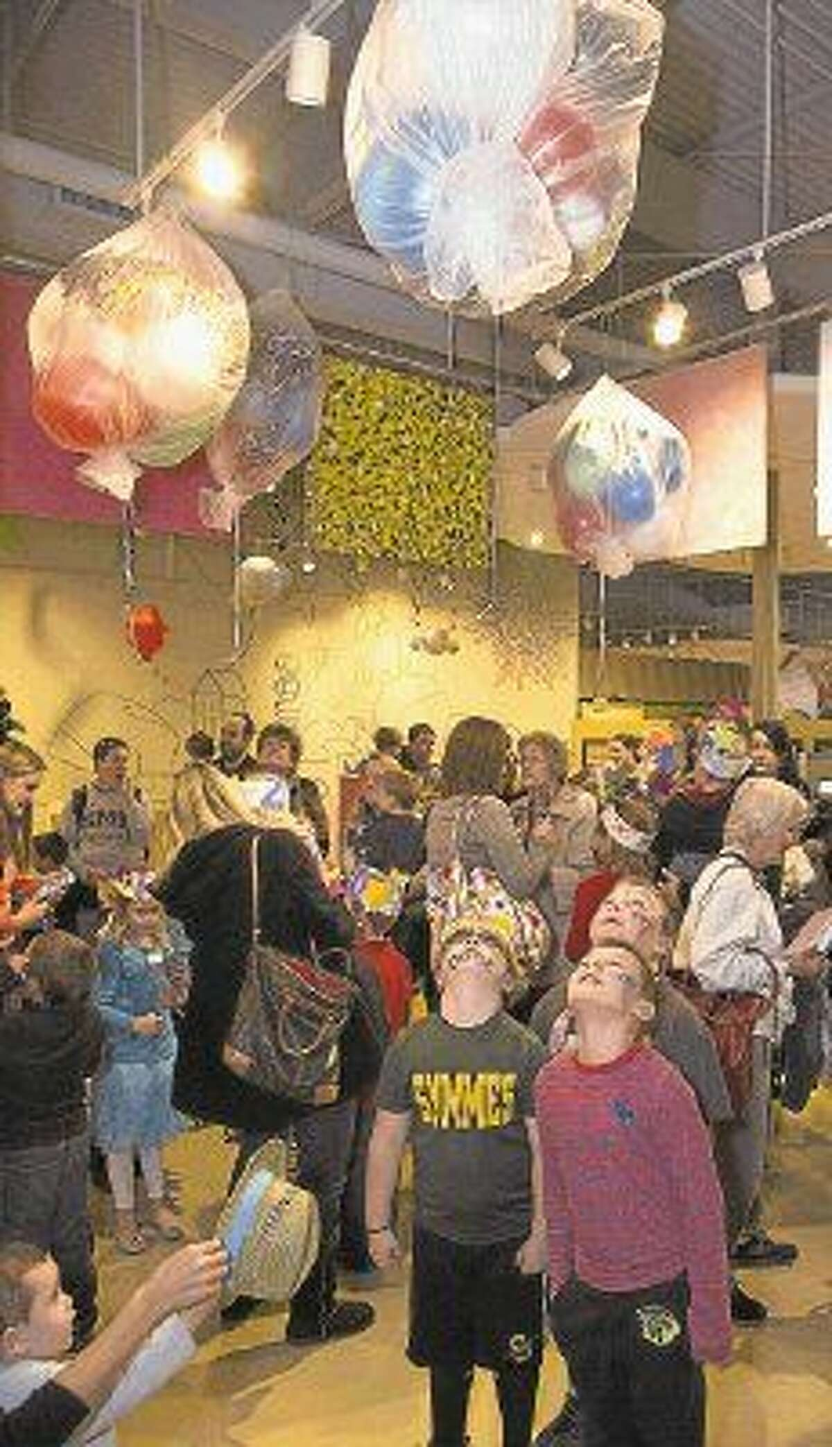 The Children's Museum of Houston's Rockin' New Year's Noon is the city's longest-running New Year's Eve celebration just for kids.