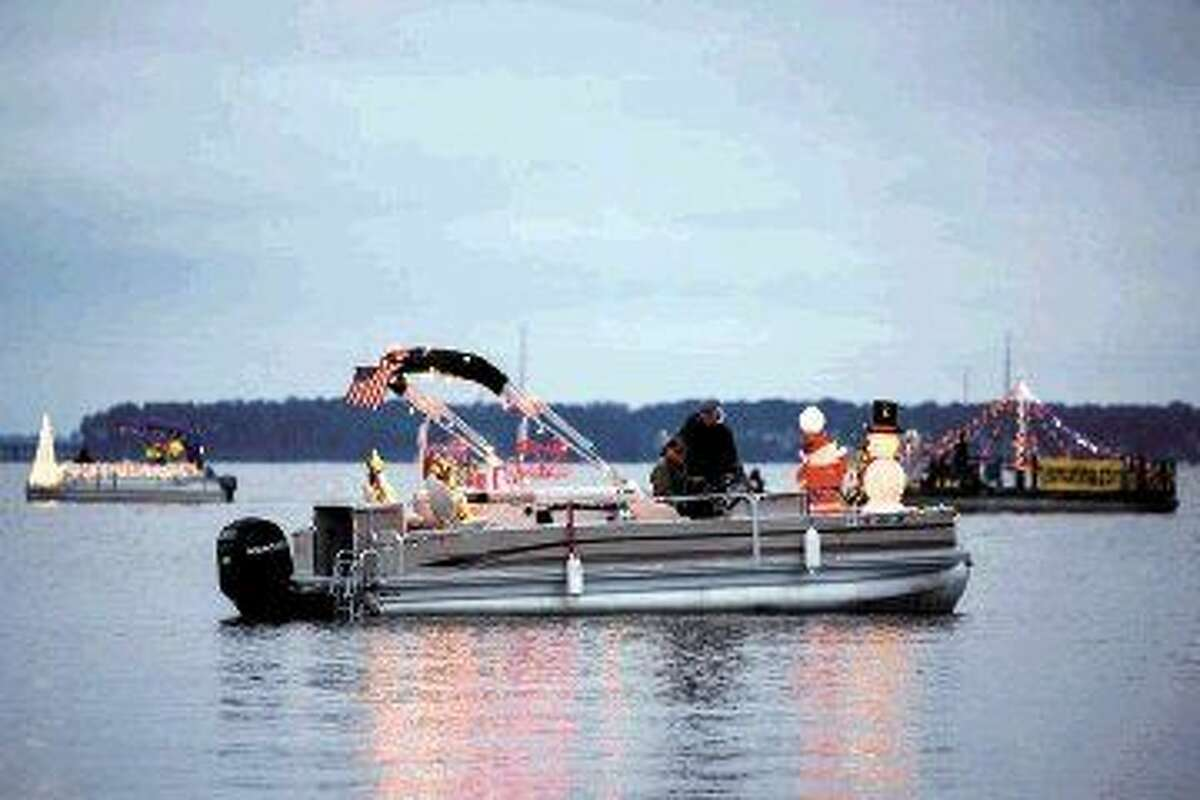 The Atascocita Yacht Club is sponsoring the 14th annual Holiday Boat Parade on Saturday, Dec. 12.