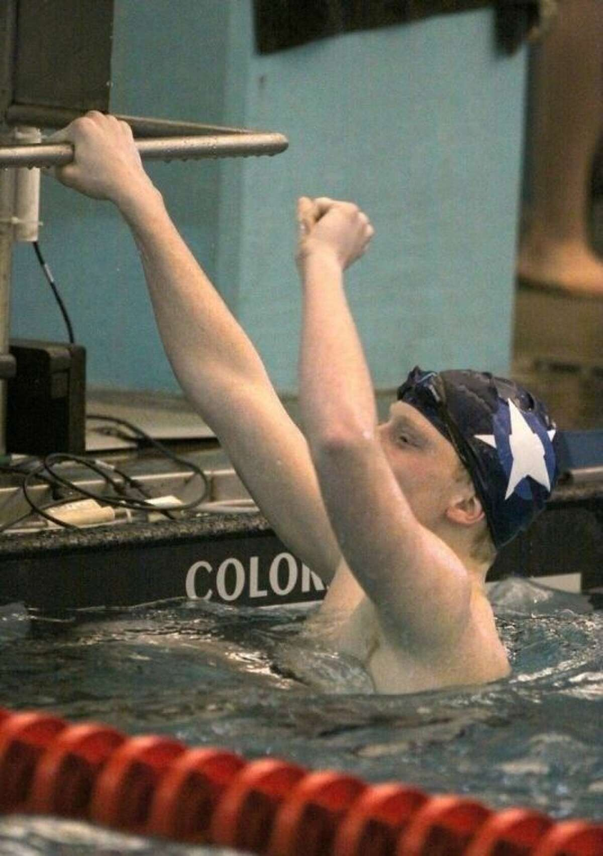 Clements' Colin Crow won the 100-yard butterfly and joined Charles Yuen, Michael Lin and Arthur Yuen for a 200-yard freestyle relay championship at the TISCA Gulf Invitational. The Rangers finished fourth as a team.