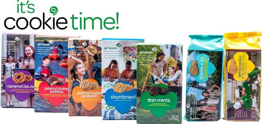 girl scout cookies on sale dec 19   houston chronicle