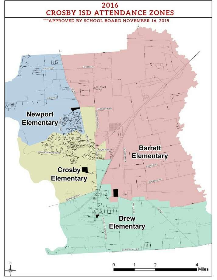 New school zones for Crosby youngsters starting next fall - Houston ...