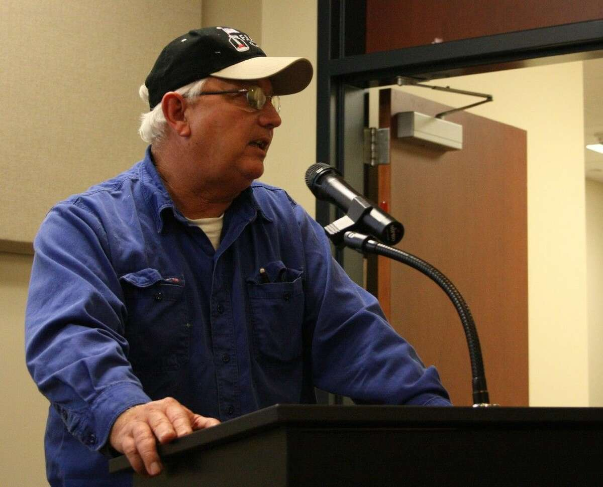David Wells, one of the founders of Fabrication of Rig and Exploration Equipment, Inc., speaks about the kind of work that will be done in a General Commercial district.