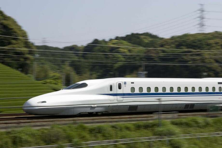 Texas Central plans to use Japanese high-speed trains to connect Houston and Dallas via a 90-minute trip.