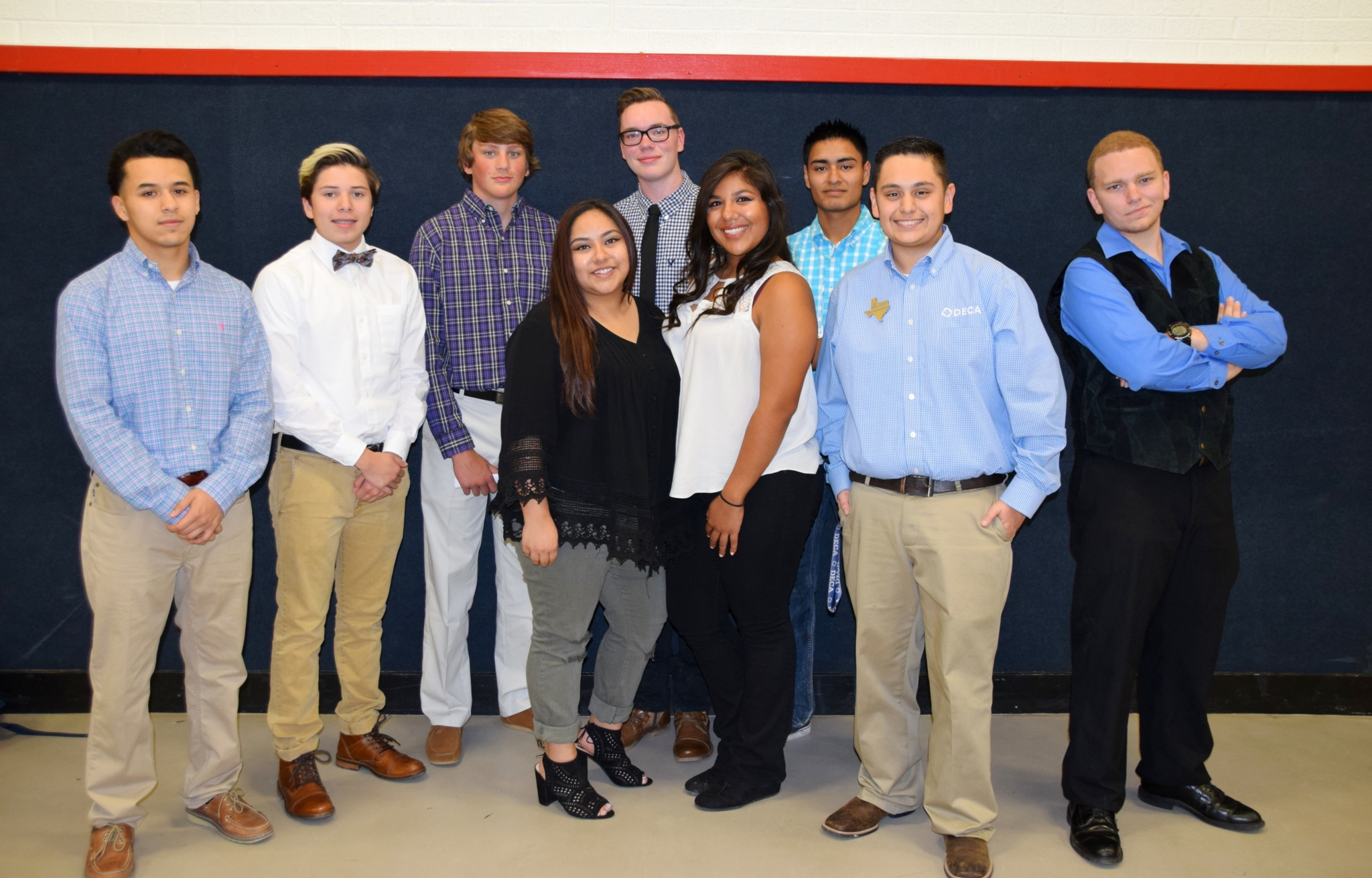 Reagor Dykes Plainview Texas >> PHS students Dress for Success - Plainview Daily Herald