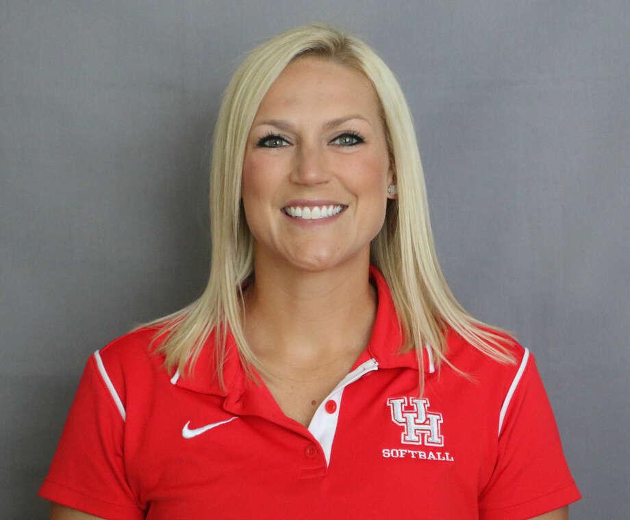 Megan Gibson-Loftin Photo: UH Athletics Media Relations
