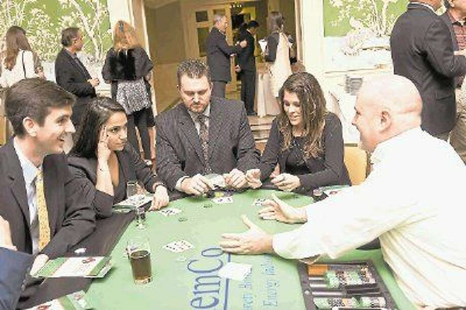 Guests played poker throughout the night and the children of Spaulding For Children were the real winners with a record-setting $195,000 raised.