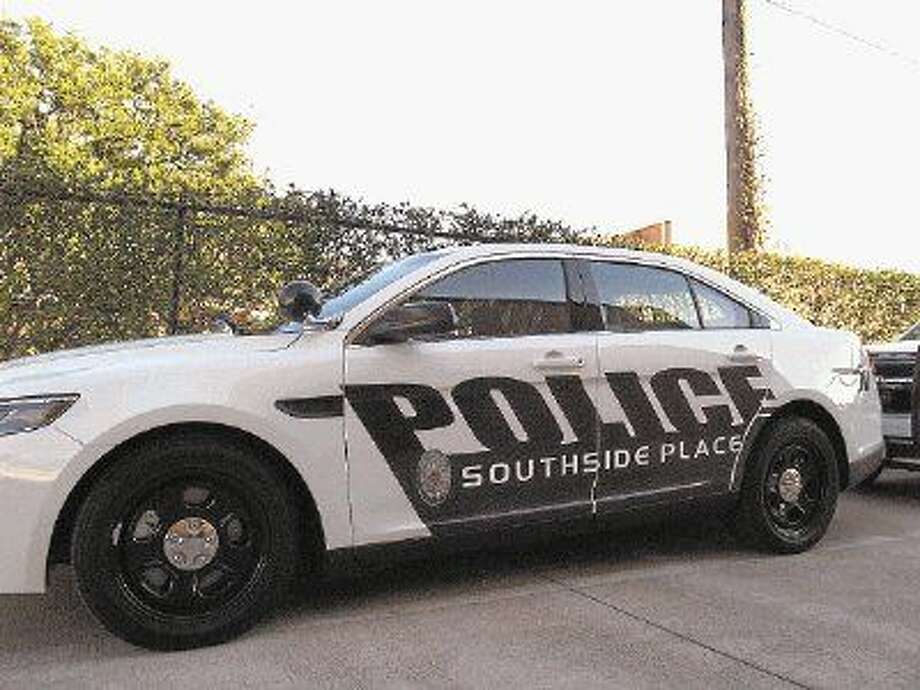 The Southside Place Police Department rolled out its newest patrol vehicle this week, a 2015 Ford Police Interceptor.