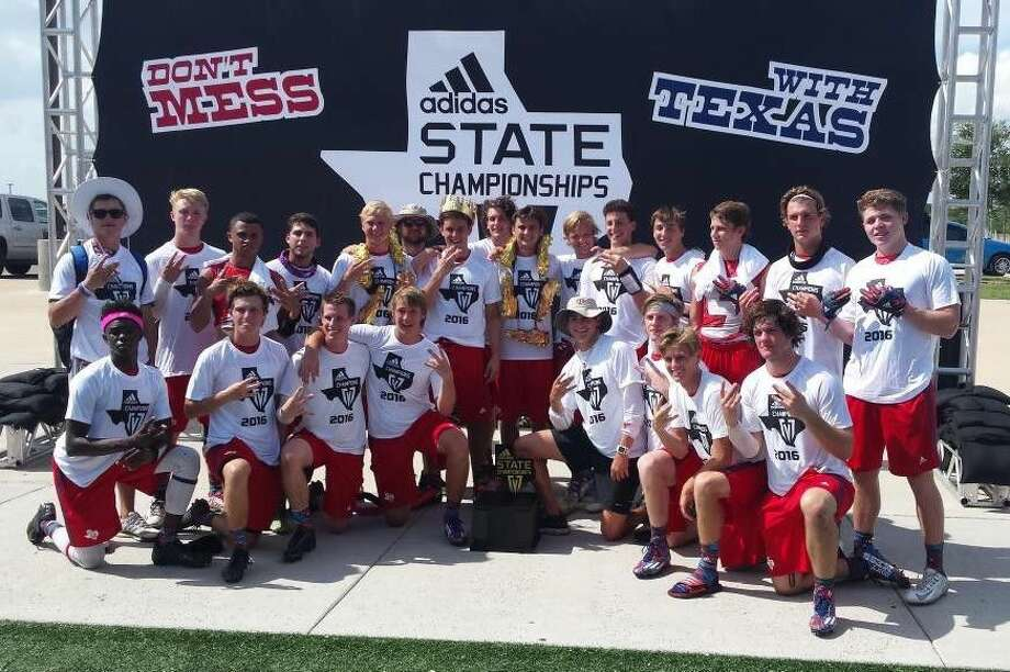 The Woodlands football team won the state 7-on-7 tournament on Saturday in College Station.