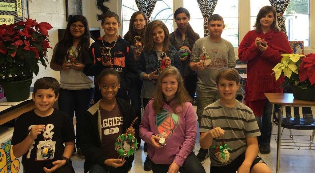 Dayton ISD announces winners of Nottingham ornament and essay ...