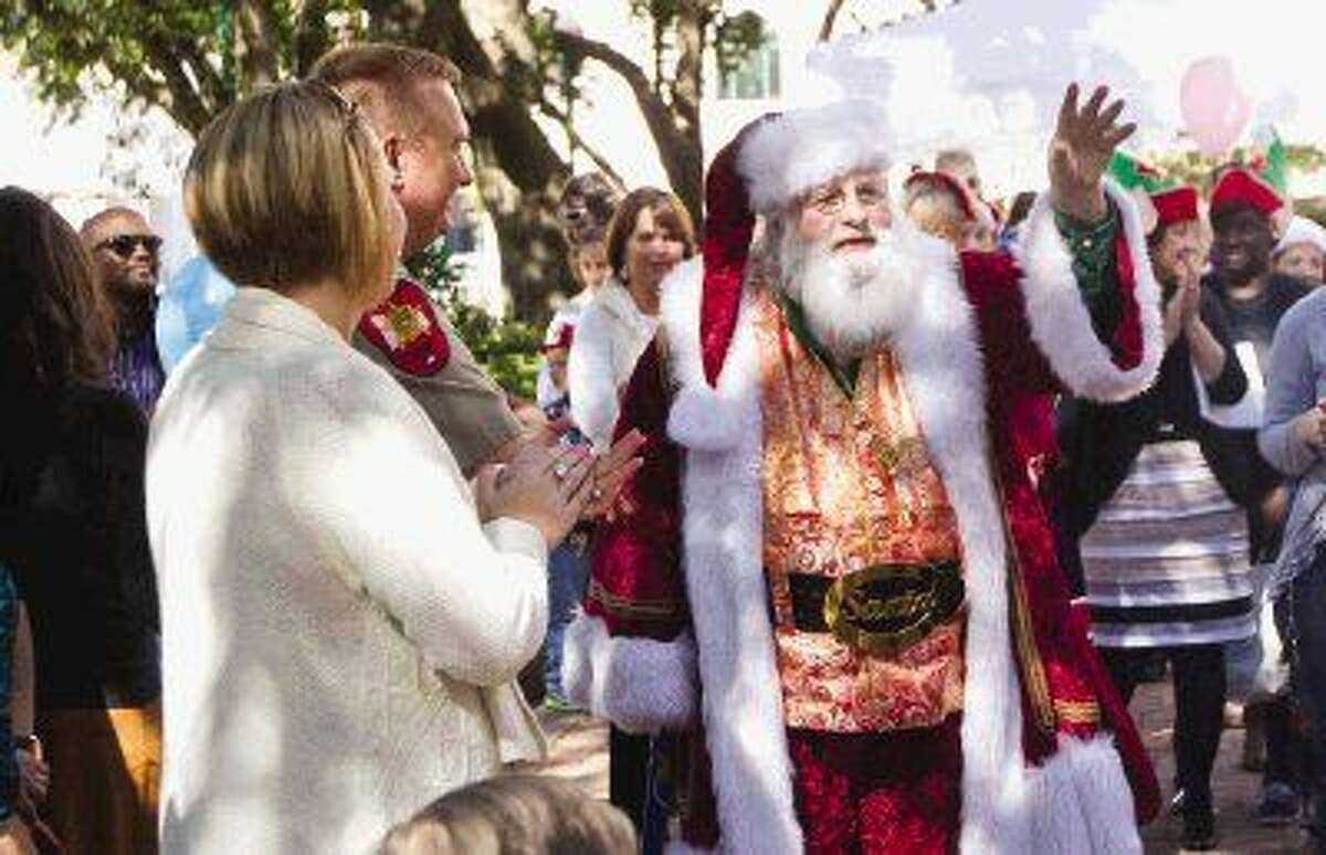 Lone Star Santas was co-founded by Real Santa Jim Fletcher in 2007. The network of Texas Santas help spread Christmas cheer all year, in the good times and bad.