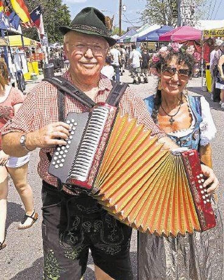 The 2014 Tomball German Christmas Market will take place Dec. 12-14 in downtown Tomball. Photo: File