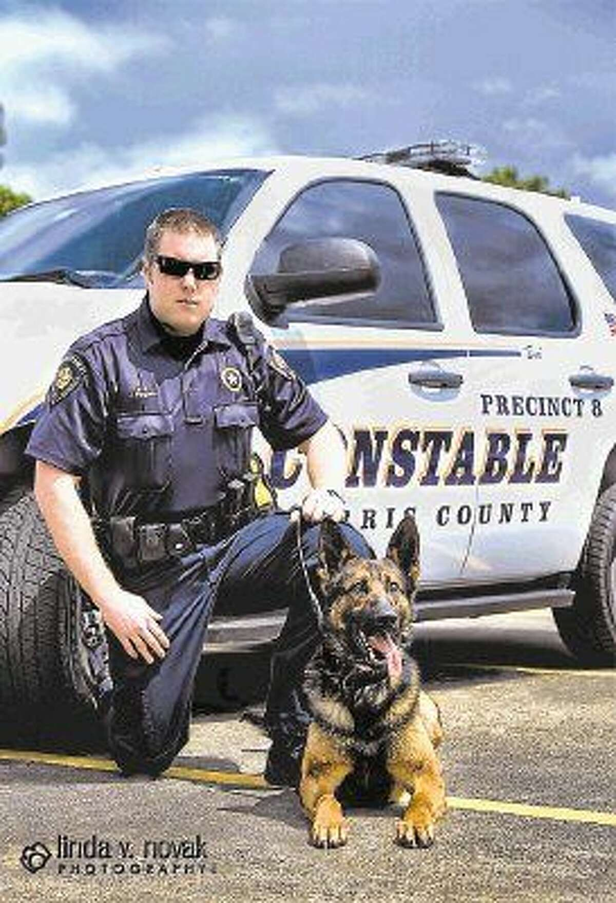 Evo, a Belgian Malinois and his partner/handler, Deputy James Wingfield, hit the streets in March of this year were involved in an accident Monday night sending both K9 and officer to the hospital for evaluation.