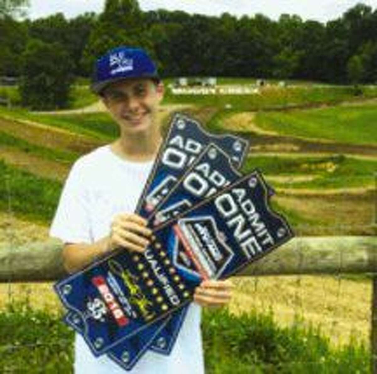 New Caney's Kyle White has qualified for the largest amateur motocross race in the world, the 35th Annual Rocky Mountain ATV/MC AMA Amateur National Motocross Championship.