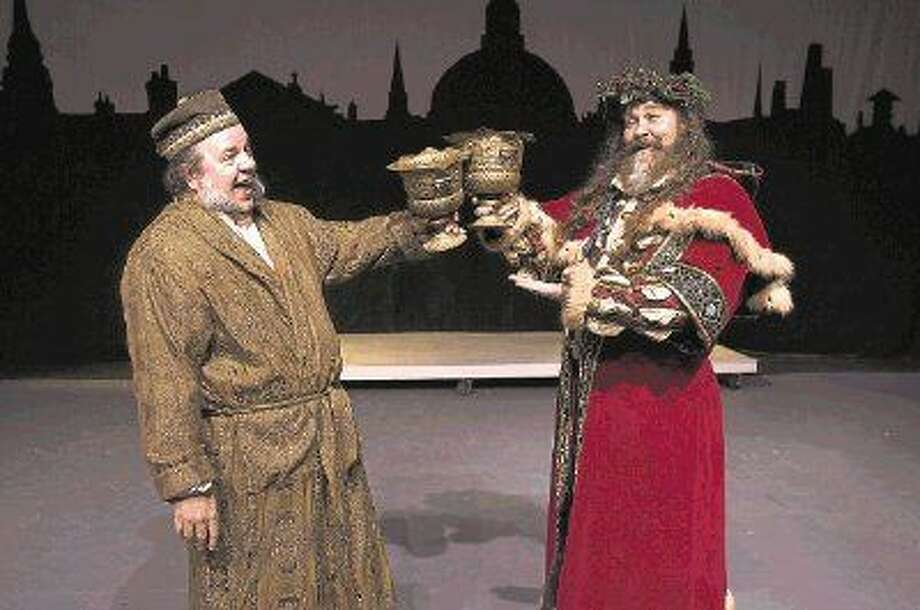 """The Players Theatre Company finishes its run of """"A Christmas Carol Broadway"""" with shows Friday through Sunday at the Owen Theatre."""