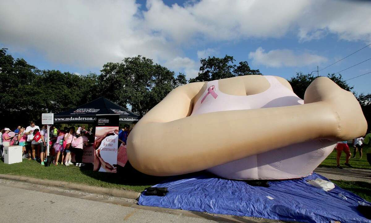 MD Anderson will showcase health information and provide presentations on ways to reduce cervical cancer risk including the HPV vaccine. Guests can review a lung exhibit illustrating a healthy lung versus diseased lungs, plus walk through a 15-foot-wide by 19-foot-long by 13-foot-tall giant inflatable breast to see first-hand what breast cancer looks like.