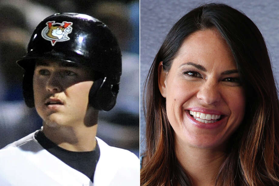 In a since-deleted tweet the Astros have apologized for, minor leaguer Brooks Marlow (left) said women - and especially MLB analyst Jessica Mendoza - have no place talking baseball on ESPN.Click through the gallery to relive other social media gaffes by athletes.