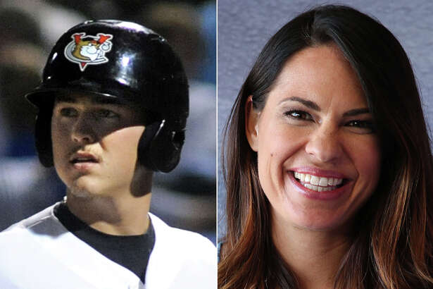 Astros minor leaguer Brooks Marlow's since-deleted tweet about ESPN analyst Jessica Mendoza (right) led the organization to issue an apology.