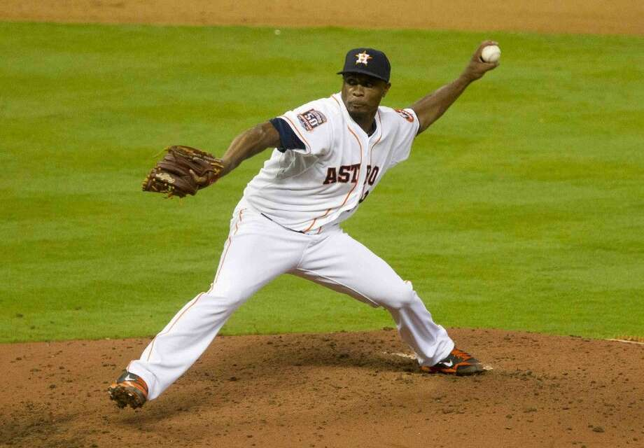 Houston Astros Tony Sipp resigned with the club on a three-year deal.