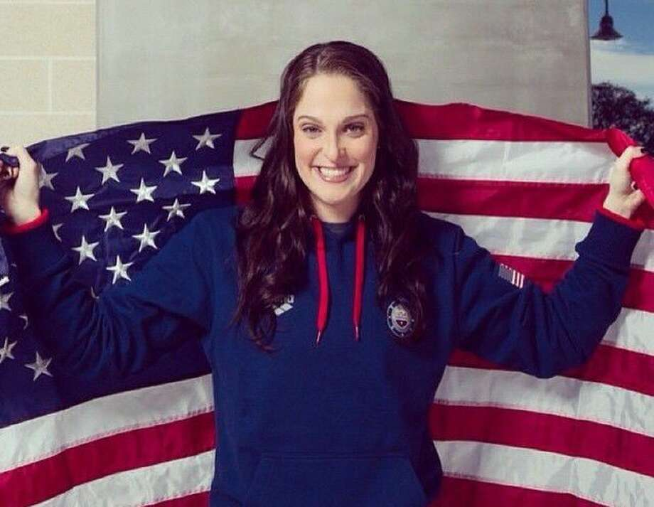 After an initial disqualification scare in prelims in Omaha, Cypress Woods alum Cammile Adams won the women's 200-meter butterfly with a time of 2:06:80, securing her slot on the USA Swimming team headed to Rio. Adams is thrilled to represent her country and Cy-Fair to an international audience. Photo: C/o Eddie Adams